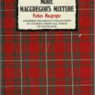 MORE MACGREGOR'S MIXTURE Forbes Macgregor Scotland