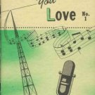 SONGS YOU LOVE No.1 favorite gospel songs Radio Show