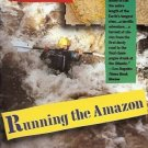 RUNNING THE AMAZON VINTAGE DEPARTURES BY JOE KANE