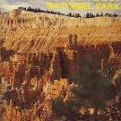 BRYCE CANYON NATIONAL PARK By John Barnett 1966 Utah