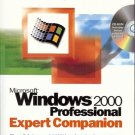 MICROSOFT WINDOWS 2000 PROFESSIONAL EXPERT COMPANION