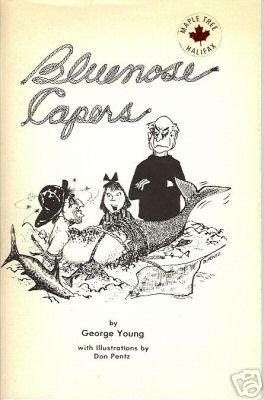 BLUENOSE CAPERS 1979 GEORGE YOUNG NOVA SCOTIA CANADA