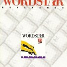 WORDSTAR REFERENCE 5.5