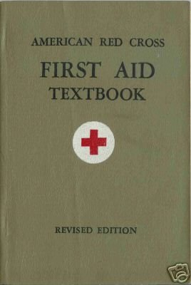 AMERICAN RED CROSS FIRST AID TEXTBOOK