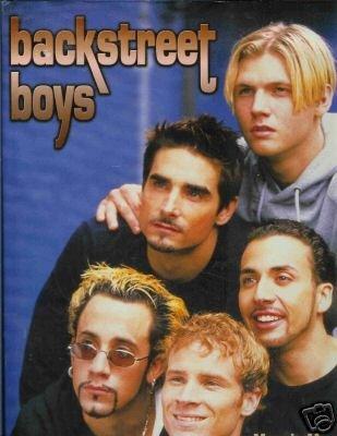 BACKSTREET BOYS By Maggie Marron