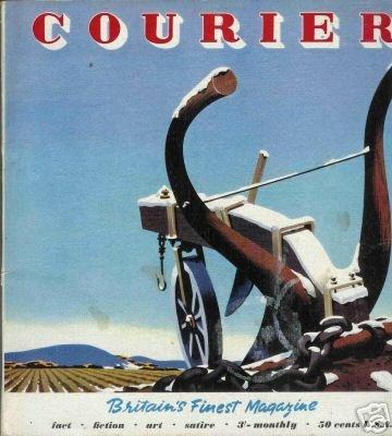 COURIER Britain's finest magazine 1957