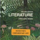 LITERATURE second edition By James Burl Hogins