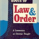 THE PHILOSOPHIC ROOTS OF LAW & ORDER Osgniach