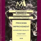 PROCESS IMPROVEMENT ACHIEVING QUALITY TOGETHER