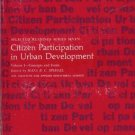 CITIZEN PARTICIPATION IN URBAN DEVELOPMENT