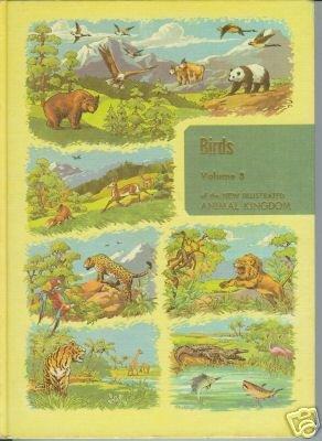 BIRDS VOLUME 8 of the new illustrated animal kingdom