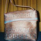MEXICAN WOVEN BAG OR PURSE