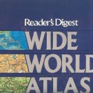 WIDE WORLD ATLAS Rand  MacNally Maps Readers Digest