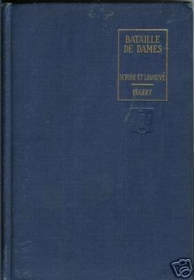 BATAILLE DE DAMES ou Un Duel en amour By Eggert 1908
