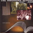 THE AMERICAN SCHOOL 1642-2000 5TH EDITION J. SPRING
