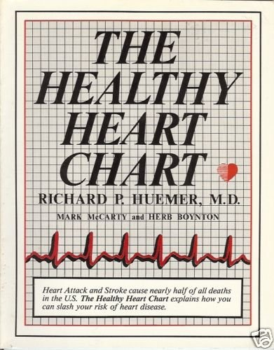 THE HEALTHY HEART CHART By R. P. Huemer