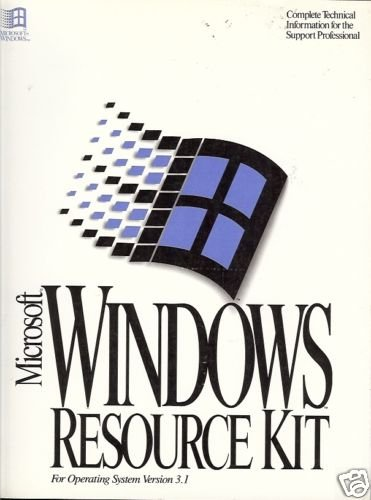 MICROSOFT WINDOWS RESOURCE KIT FOR OPERATING  SYSTEM VE