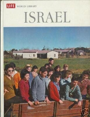 ISRAEL life world library By Robert St. John 1962