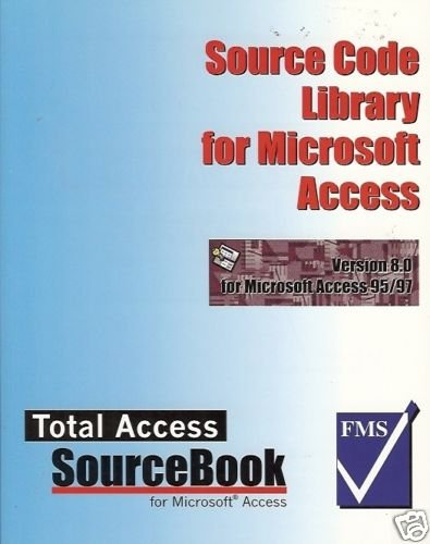 SOURCE CODE LIBRARY FOR MICROSOFT ACCESS VERSION 8.0
