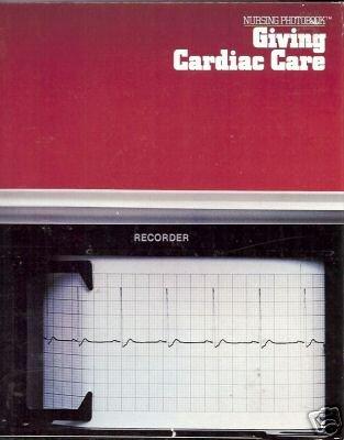 NURSING PHOTOBOOK GIVING CARDIAC CARE