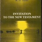 INVITATION TO THE NEW TESTAMENT A GUIDE TO ITS MAIN WIT