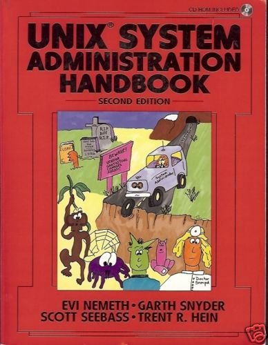 UNIX SYSTEM ADMINISTRATION 2ND EDITION 1995