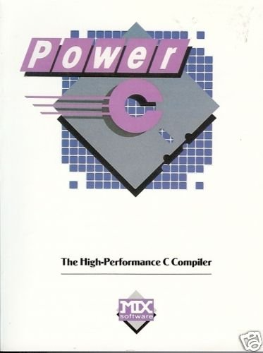 POWER C THE HIGH-PERFORMANCE C COMPILER