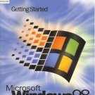GETTING STARTED MICROSOFT WINDOWS 98 by Microsoft Corp