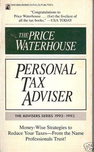 THE PRICE WATERHOUSE PERSONAL TAX ADVISER