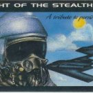 STEALTH FIGHTER DECAL STICKER REMOVABLE AIR FORCE