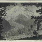 EMMONS GLACIER MOUNT RAINIER WASHINGTON RPPC