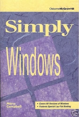 SIMPLY WINDOWS By Mary Campbell