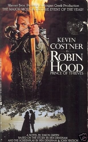 kEVIN COSTNER IS ROBIN HOOD