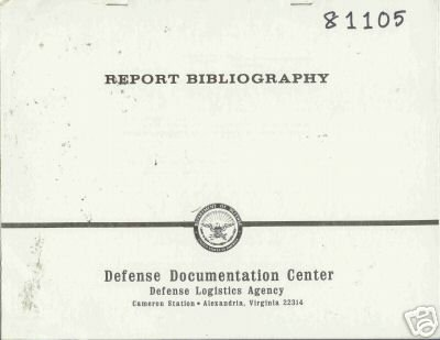 BIBLIOGRAPHY 81105 GEOLOGY REMOTE SENSING TECTONICS