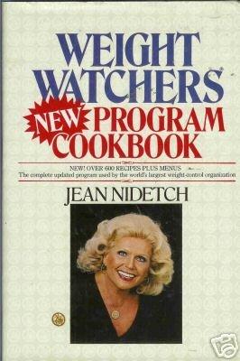 WEIGHT WATCHERS new program cookbook By Jean Nidetch