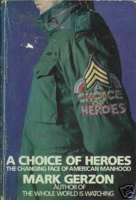 A CHOICE OF HEROES By Mark Gerzon