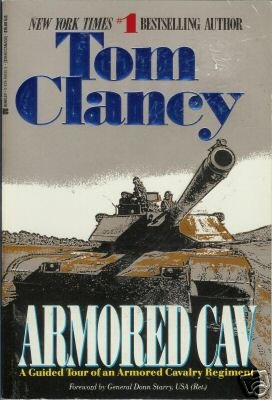 ARMORED CAV Tom Clancy