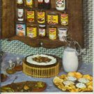 MEAL MAKER IDEAS from Nalley's country cupboard 1962