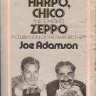 GROUCHO HARPO CHICO SOMETIMES ZEPPO MARX BROTHERS
