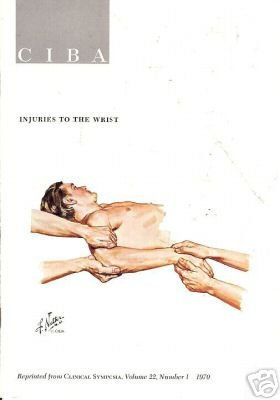 INJURIES TO THE WRIST CIBA CLINICAL SYMPOSIA 1982