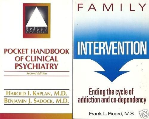FAMILY INTERVENTION / POCKET HANDBOOK OF CLINICAL PSYCH