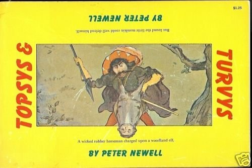 TOPSYS & TURVYS BY PETER NEWELL