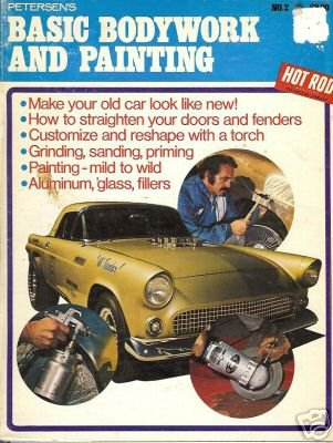 BASIC BODYWORK AND PAINTING Petersen's 1971