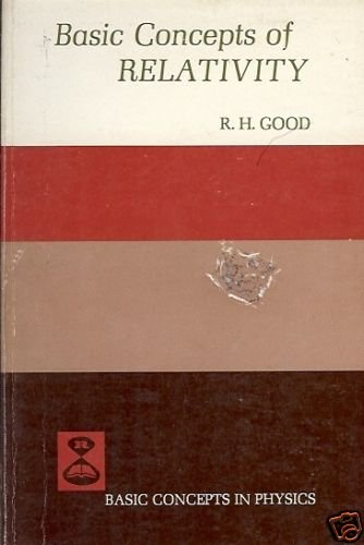 BASIC CONCEPTS OF RELATIVITY R.H.GOOD 1968