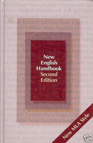 NEW ENGLISH HANDBOOK SECOND EDITION MLA Style 1985