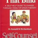 FAMILY TIES THAT BIND a self-help guide Richardson
