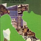 ITALY  a Rand Mcnally pocket guide By Dorothy Daly