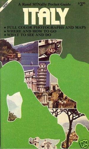 ITALY  a Rand Mcnally pocket guide By Dorothy Daly