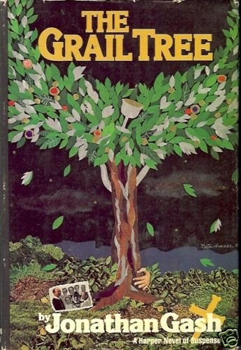 THE GRAIL TREE BY JONATHAN GASH A HARPER NOVEL OF SUSPE