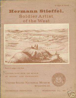 HERMANN STIEFFEL, Soldier Artist of the West Howell 60
